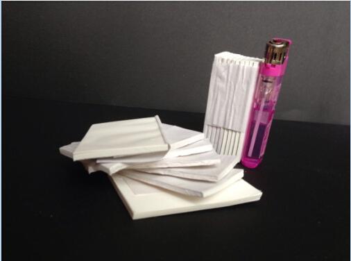 中国传统的手卷烟丝糯米纸怎么用呢?烟丝太干会让口感变差